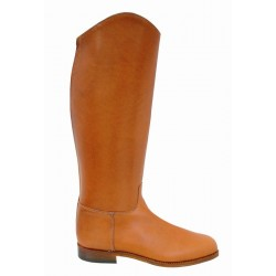 041C - classic leather boots