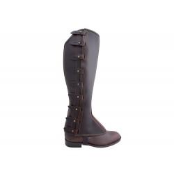 0262 Leather Mini Chaps