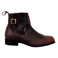 028T- Leather boots