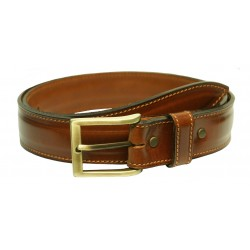 136S - Leather belt