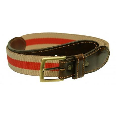 195 LISTAS - Leather belt