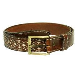 220C - Leather belt