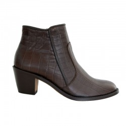 155M - Spanish Leather boots