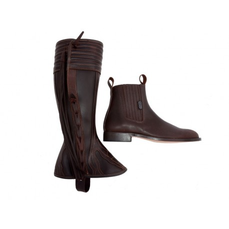 023C - Boloña - Leather boots