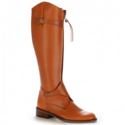 Losson creme colour , high spanisch riding  boots